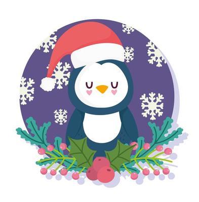 1373 Cute Christmas Card Svg