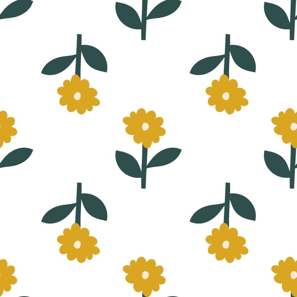 https fr vecteezy com art vectoriel 2173754 scandinave printemps fleur vecteur enfants seamless background motif pour baby shower textile design simple texture pour nordique papier peint remplit page web fond