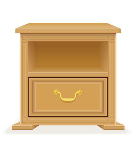 https fr vecteezy com art vectoriel 513806 illustration vectorielle de meubles de table de chevet