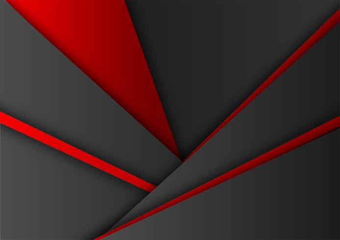 https fr vecteezy com art vectoriel 581372 vecteur fond geometrique de couleur rouge et noir texture abstraite avec design moderne espace copie