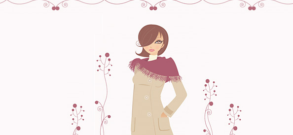 Free Woman Vector Illustration
