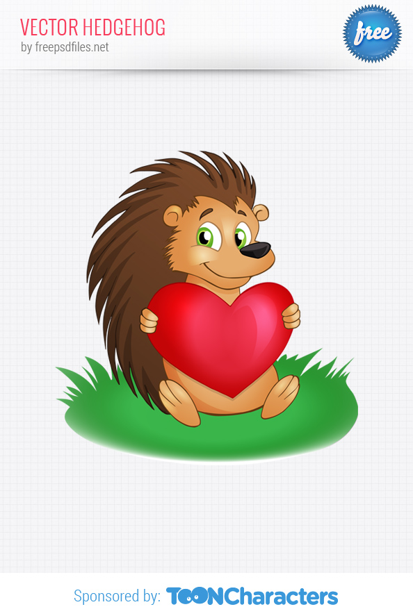 Vector Hedgehog