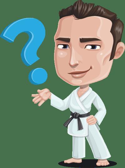 Karate-man