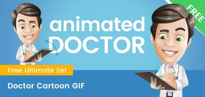 Doctor Cartoon GIF