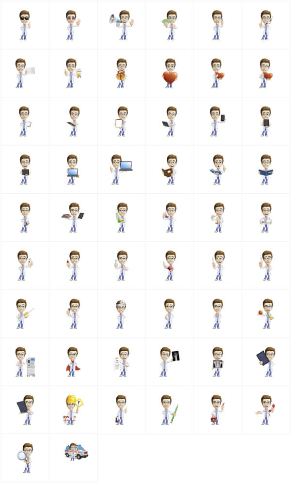 Doctor PNG Images