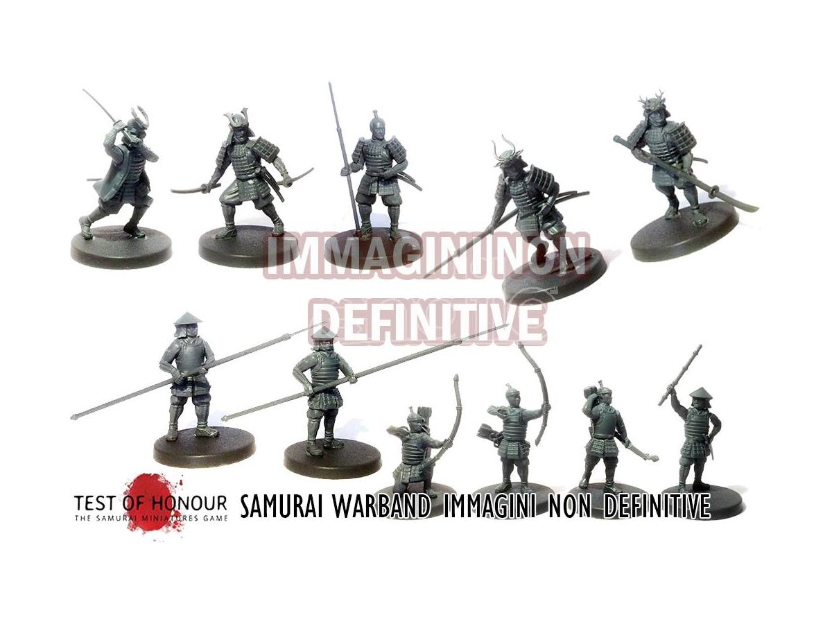 Figures Warlord Games Csm In Manga E Action Figures