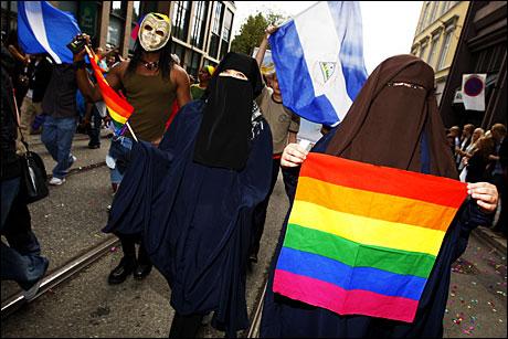 muslimske homofile