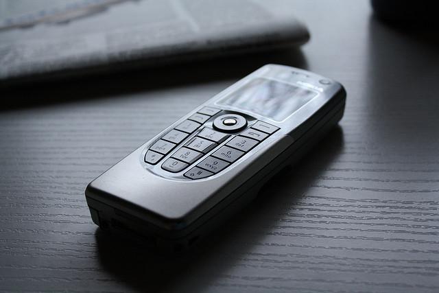 Att blogga från mobilen