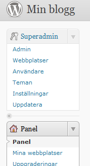 Hur man skapar en WordPress MU