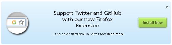 Flattr för Januari och plugin till Firefox
