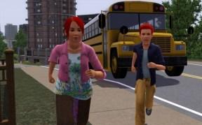 Sims 3 teenagers