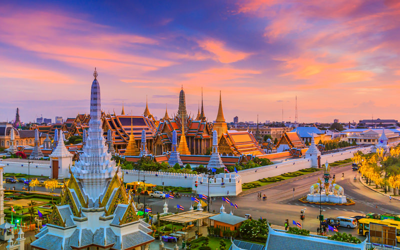 48 Hours In Bangkok Your Next Vacation Spot VinePair