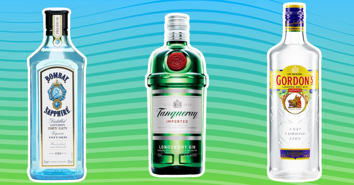 The Worlds  Best Selling International Gin Brands