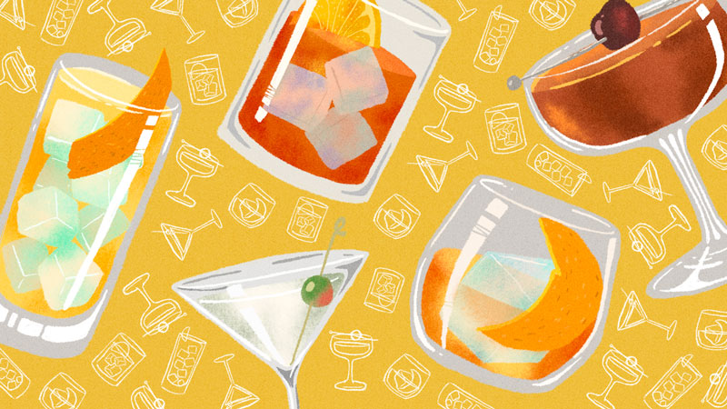 20 Easy Cocktails To Make At Home Vinepair