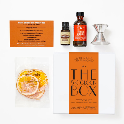 Best Old Fashioned Cocktail Kit