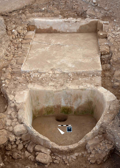 Tell El-Burak Archaeological Project