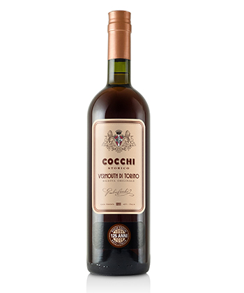 Cocchi Storico Vermouth is one of the best vermouths for mixing Negronis.