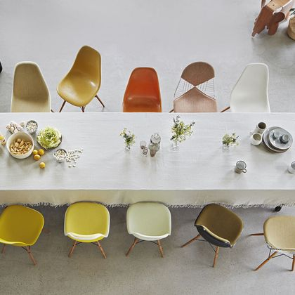 charles and ray eames, some of the most significant american designers of the 20th century, are known not only for what they. Vitra Eames Plastic Side Chair Dsw Offizieller Vitra Online Shop