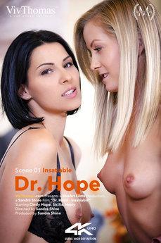 Cover: Dr Hope Episode 1 - Insatiable (Cindy Hope, Nesty A, Sicilia) - Viv Thomas