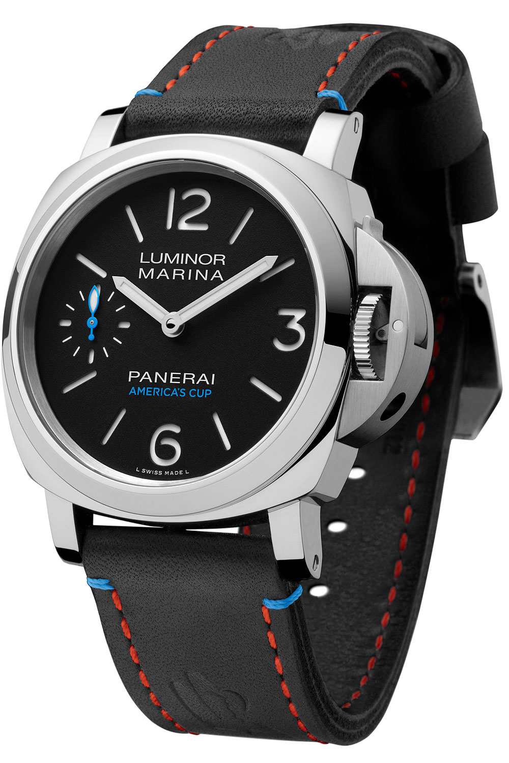 Panerai Launches Americas Cup Sponsorship Official