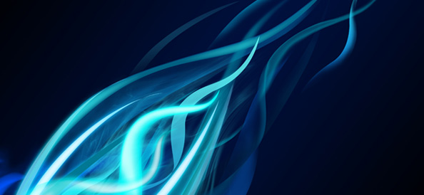 Abstract Curve Backgrounds