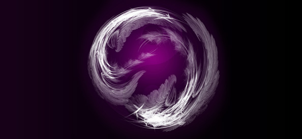 Abstract Twirl Background