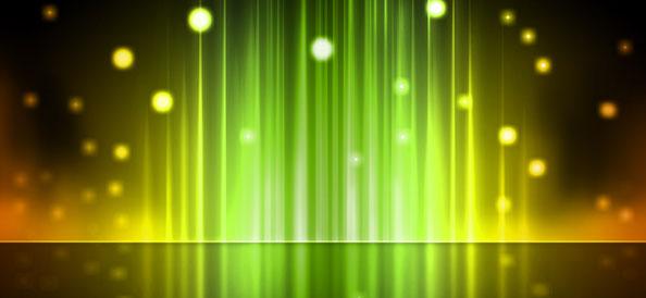 8 Starry Light Backgrounds