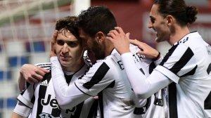 Ювентус се успокои в рекордната купа на Италия