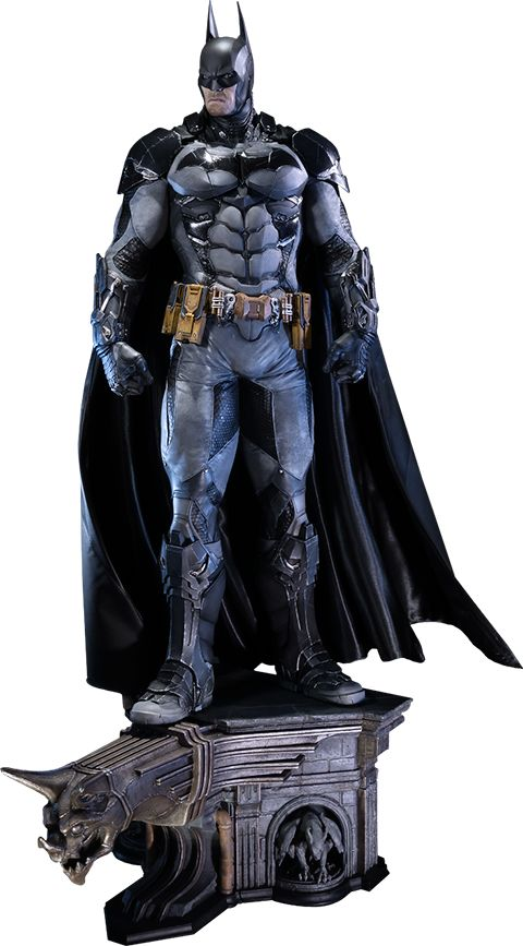 Batman Arkham Knight 13 Statue Batman 94 Cm The Movie Store