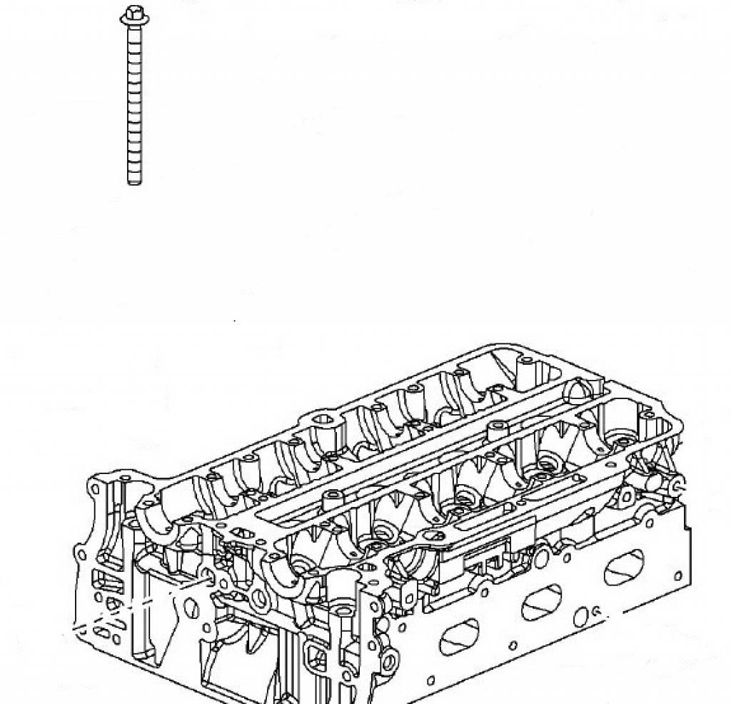 Screw Cylinder Head Opel Adam Ampera Astra Cascada Corsa