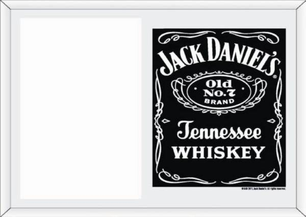 Mirror Picture Frame Jack Daniels Right - Shop America