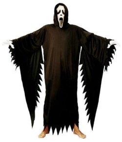 Goedkoop scream kostuum