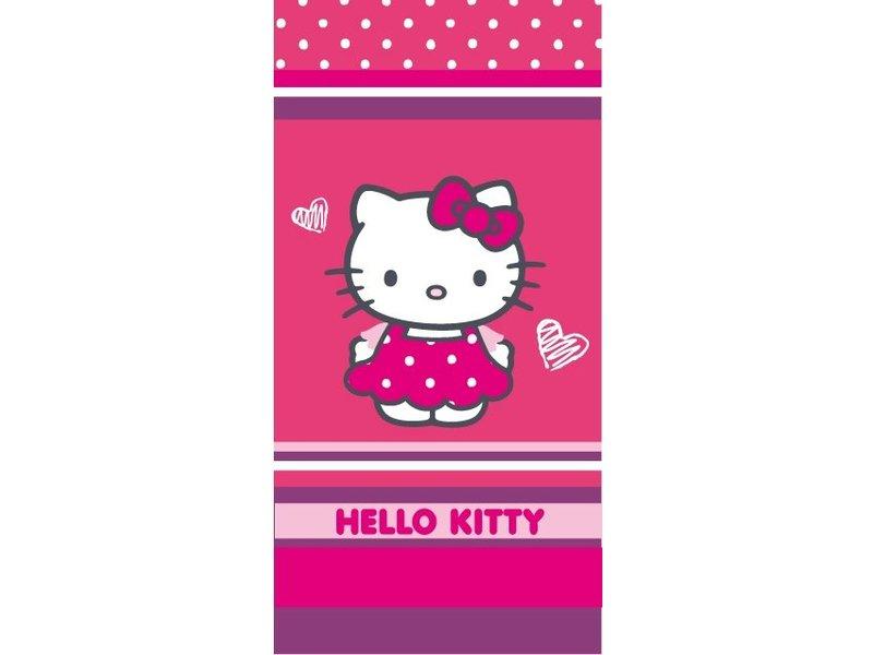 Hello Kitty Robe Serviette De Plage 75x150cm SimbaShopnl