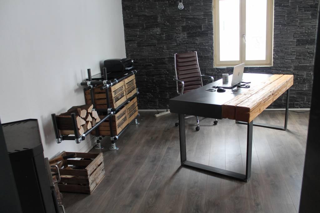 Schreibtisch Design Design Schreibtisch Arche Glas
