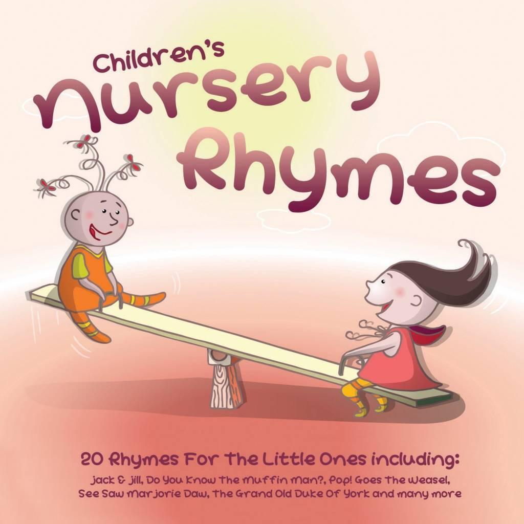 Children S Nursery Rhymes Cd