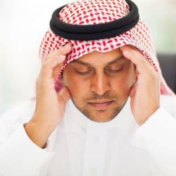 اسباب الصداع في رمضان