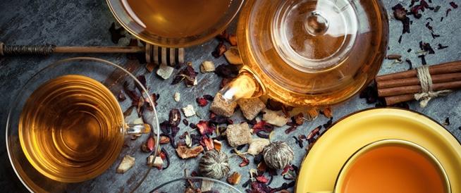 أفضل المشروبات العشبية في رمضان
