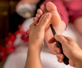 المناطق الحيوية لعلاج الام أسفل الظهر بالشياتسو ويب طب