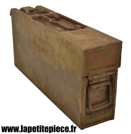 caisse fer mg 08 08 15 mg08 allemand premiere guerre mondiale ww1