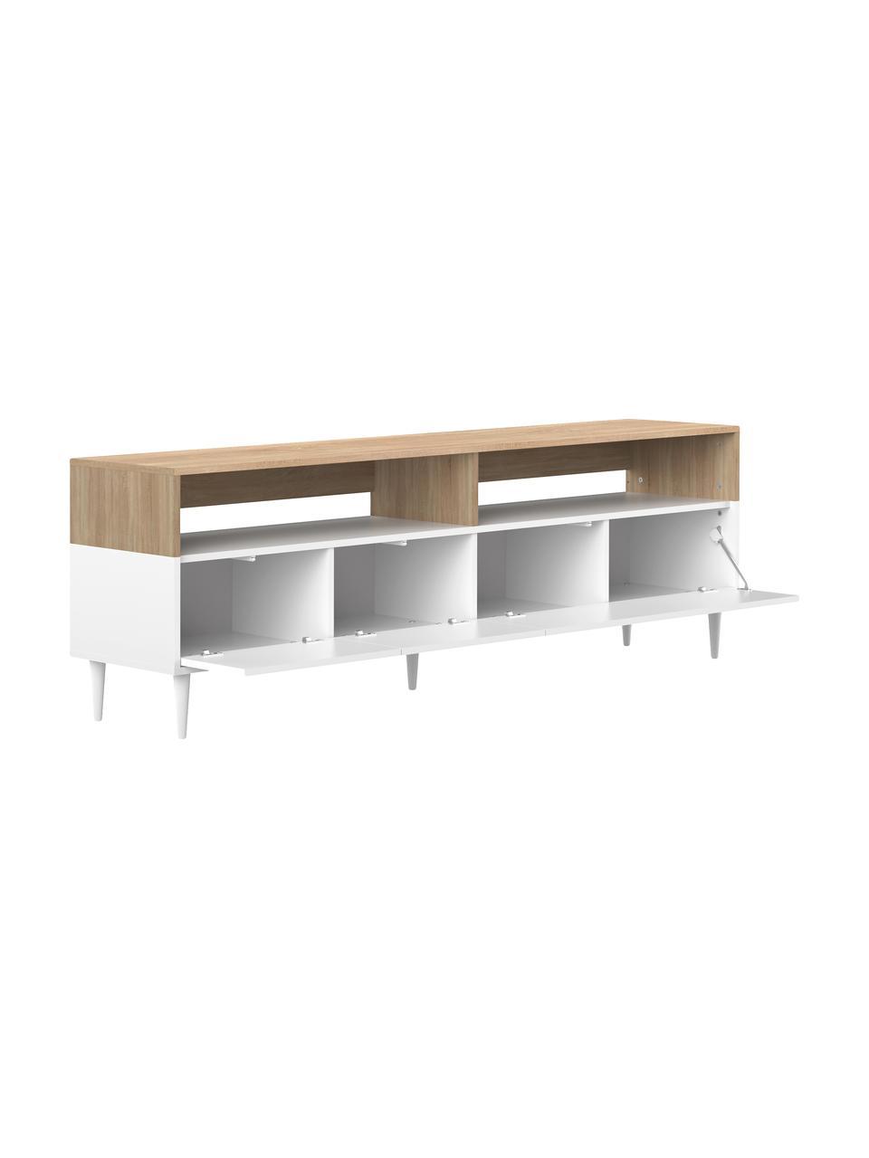 meuble tv style scandinave horizon