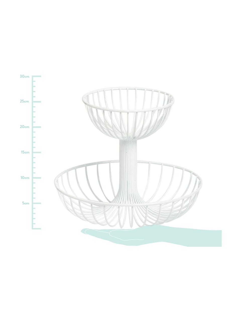 etagere lago in weiss o 29 cm
