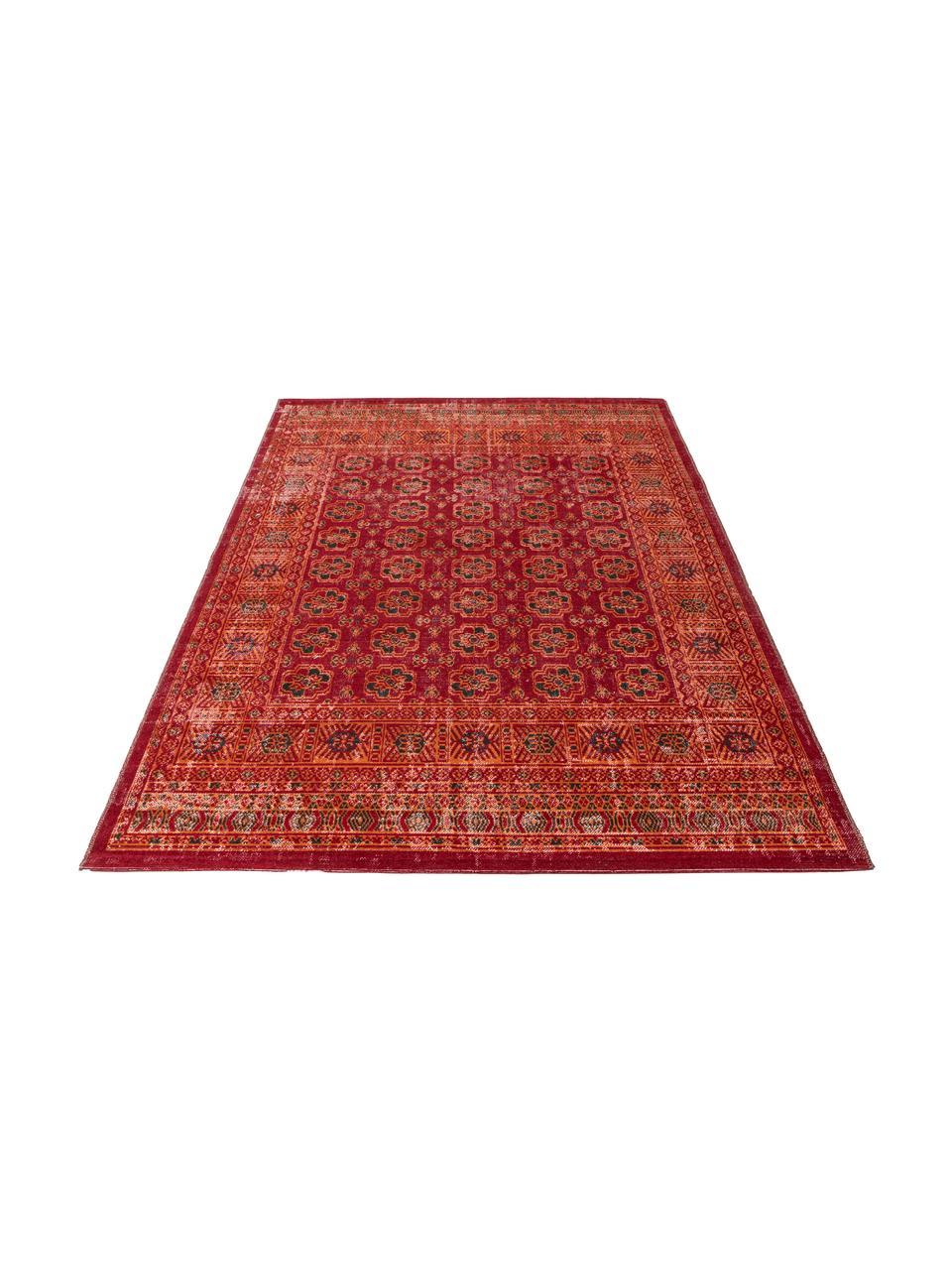 tapis d exterieur oriental rouge orange my tilas