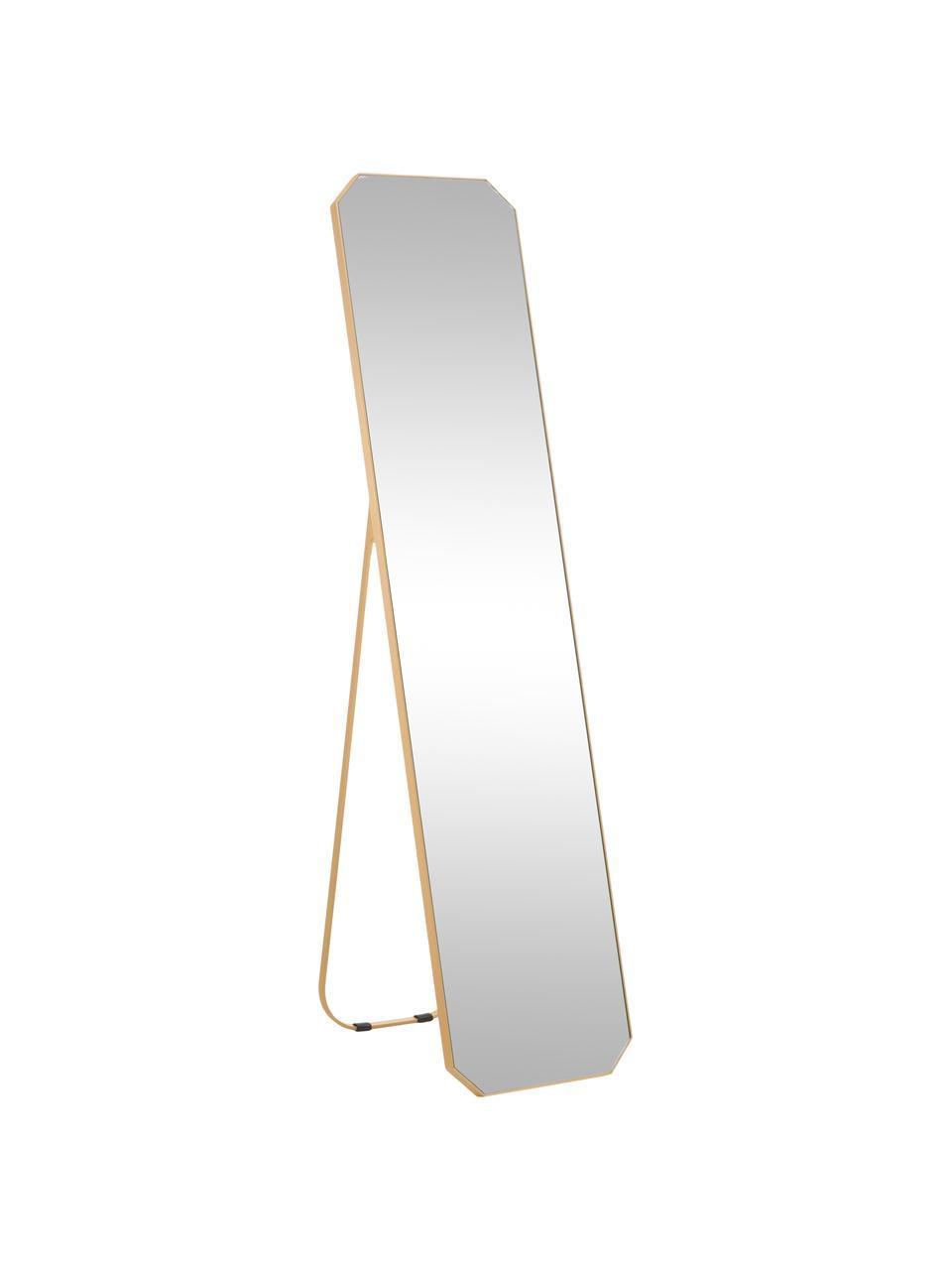 Scopri gli specchi di design da parete, da muro o da terra: Specchio Da Terra Con Cornice Dorata Bavado Westwingnow