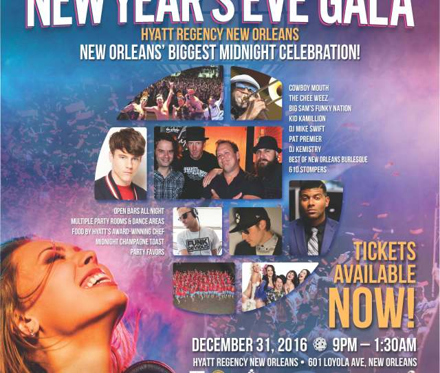 What To Do For Nye In Nola Big Night New Orleans