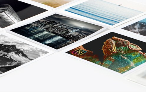 Your photo as an original photo print   WhiteWall Prints Sample Pack