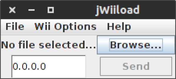 Jwiiloadlinux