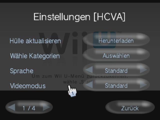 Nand emulation settings wiiflow - bucktraverbobucktraverbo