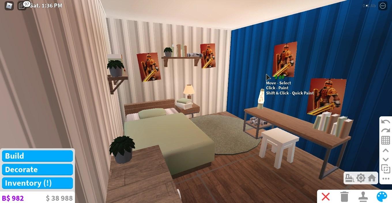 12+ Bloxburg Kid Bedroom Ideas Gif