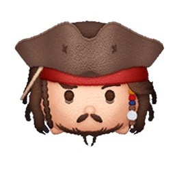 Jack Sparrow | Disney Tsum Tsum 維基 | Fandom