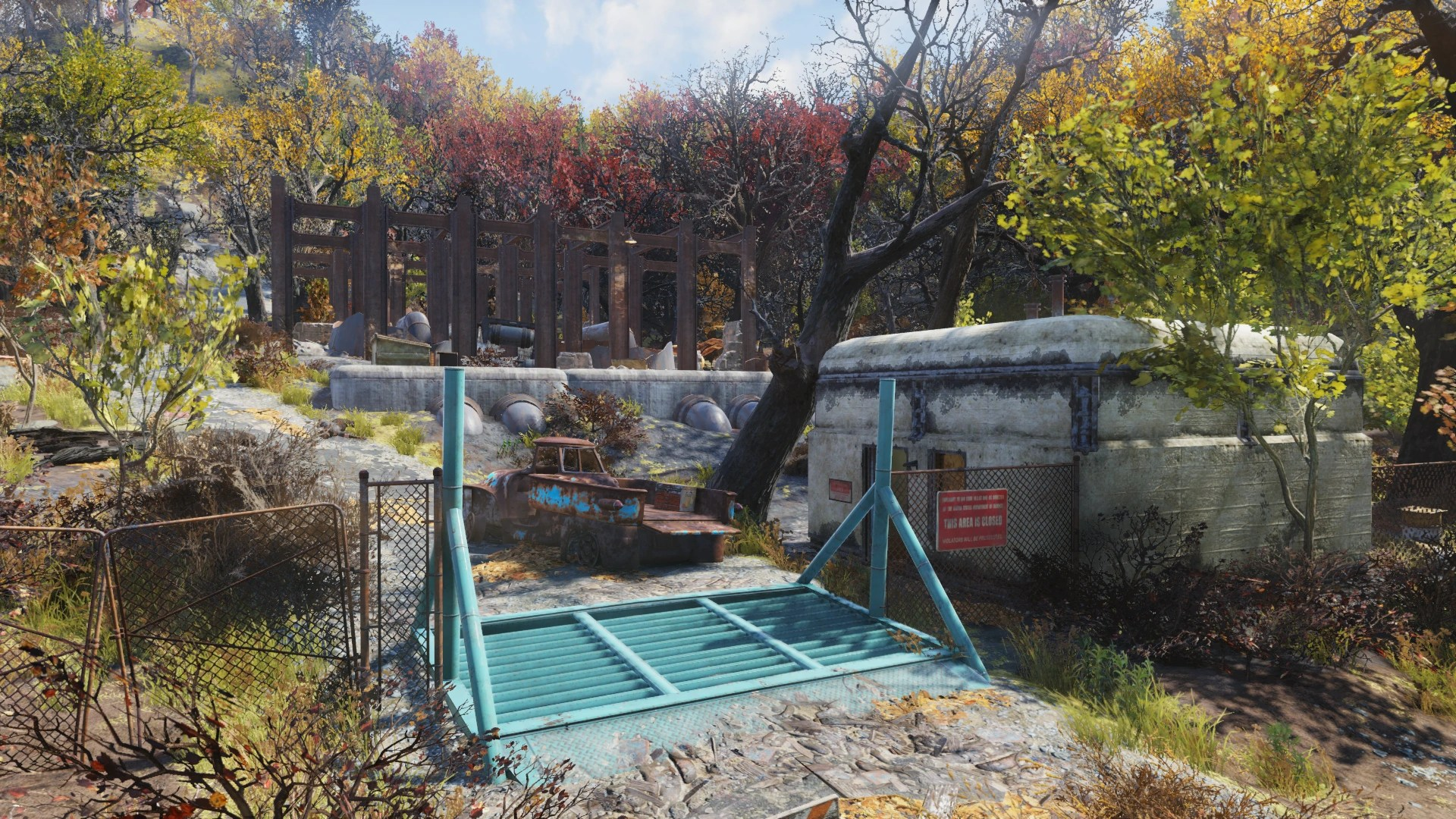 Black mountain campground sits in the shadow of mt. Black Mountain Ordnance Works Fallout Wiki Fandom